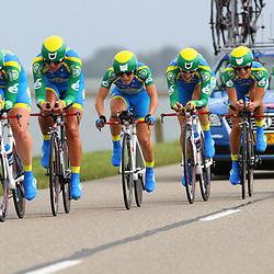 Brainwash Ladiestour Dronten Team Time Trail AA drink-Leontien.nl