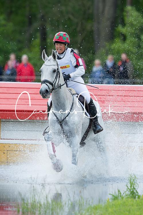 Carlerback Viktoria, (SWE), Volt af Källstorp<br /> CCI4* Luhmuhlen 2015<br /> © Hippo Foto - Jon Stroud<br /> 20/06/15