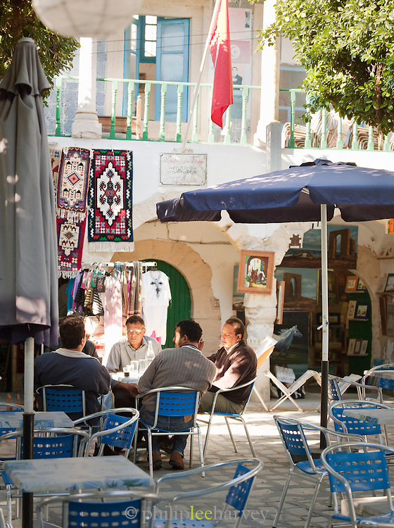 Market in Mahdia, Tunisia