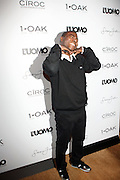 """Tracy Morgan at the cocktail party celebrating Sean """"Diddy"""" Combs appearance on the """" Black on Black """" cover of L'Uomo Vogue's October Music Issue"""