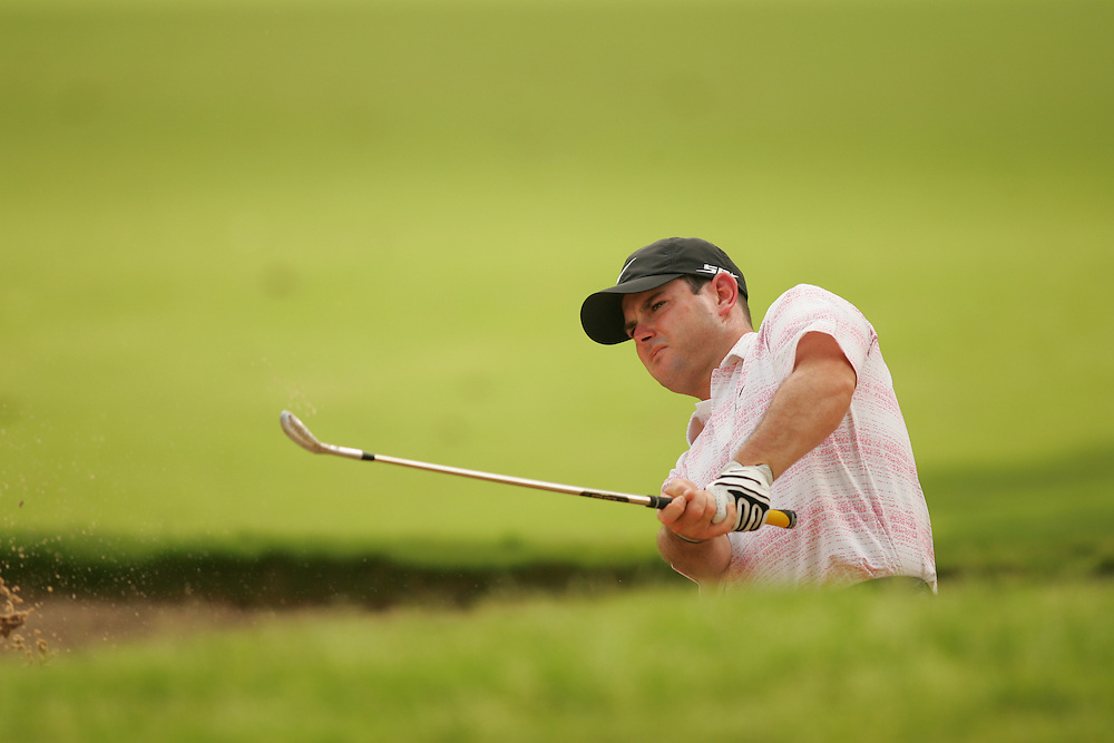 FORT WORTH, TX - MAY 27:  Rory Sabbatini competes during the fourth round of the 2007 Crowne Plaza Invitational At Colonial tournament in Fort Worth, Texas at Colonial Country Club on Sunday, May 27, 2007. (Photo by Darren Carroll/Getty Images) *** LOCAL CAPTION*** Rory Sabbatini