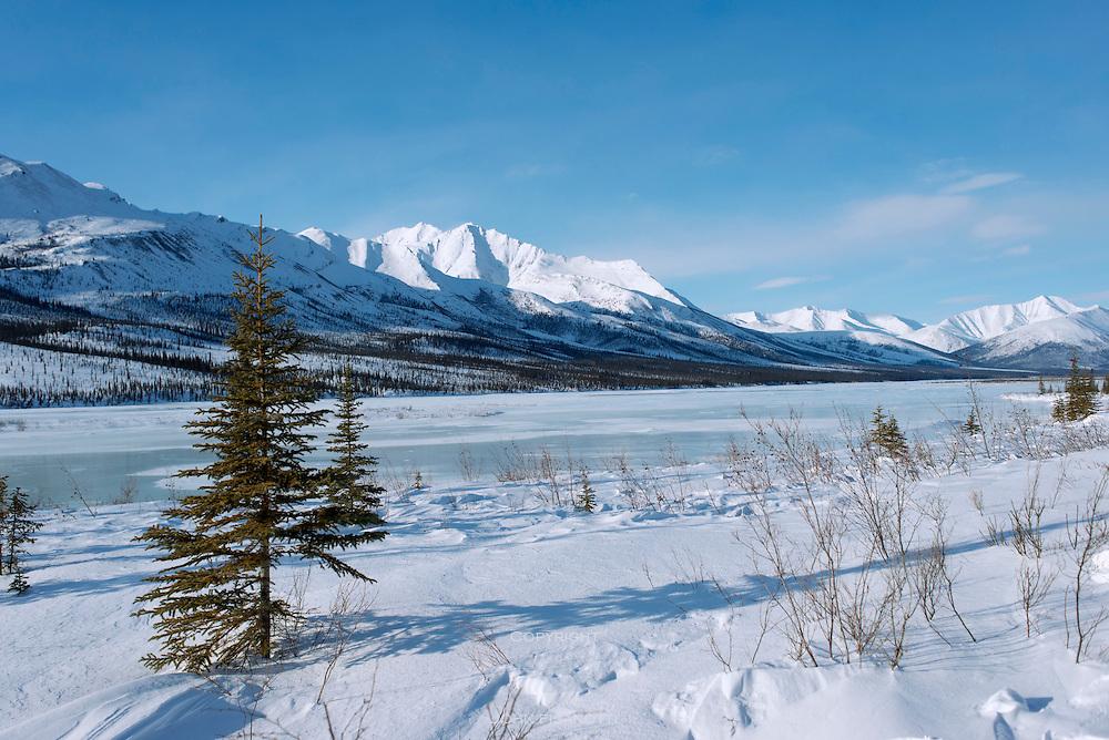 Dietrich River, Brooks Range, Alaska