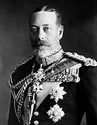 George V  1865 –  1936, king of the United Kingdom and emperor of India,  1910 – 1936.