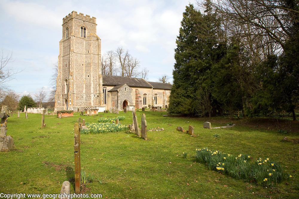 Church of Saint Gregory, Rendlesham, Suffolk
