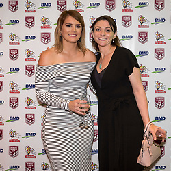 BRISBANE, AUSTRALIA - OCTOBER 6:  during the Wynnum Manly Seagulls RLFC End of Season Awards Event on October 6, 2017 in Brisbane, Australia. (Photo by Patrick Kearney)