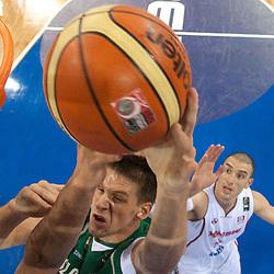 20100828: TUR, Basketball - 2010 FIBA World Championship, Group B, Tunisia vs Slovenia