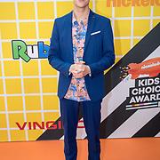 NLD/Amsterdam/20180325 - Nickelodeon Kid's Choice Awards 2018, Leendert de Ridder
