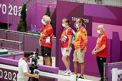 Team Germany, Melzer Hans<br /> Olympic Games Tokyo 2021<br /> © Hippo Foto - Dirk Caremans<br /> 30/07/2021