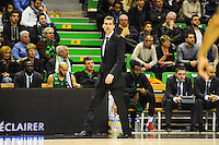 J.D JACKSON  - 29.12.2014 - Lyon Villeurbanne / Le Havre - 16e journee Pro A<br />