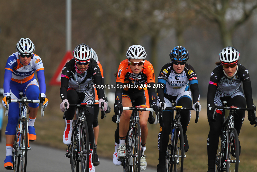 Energiewachttour Stage 2 Pekela-Veendam Brennauer, Hosking, Armitstead, Small, Slappendel