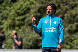 head of the youth department Ernest Faber of PSV during a trainings session of PSV Eindhoven at the Herdgang on June 27, 2018 in Eindhoven, The Netherlands