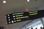 Message Boards Toronto Airport, Canada
