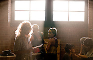 9/19/09 Omaha NE.at the Nomad Lounge as part of Omaha Fashion Week 2009..(Chris Machian/Omaha World-Herald)