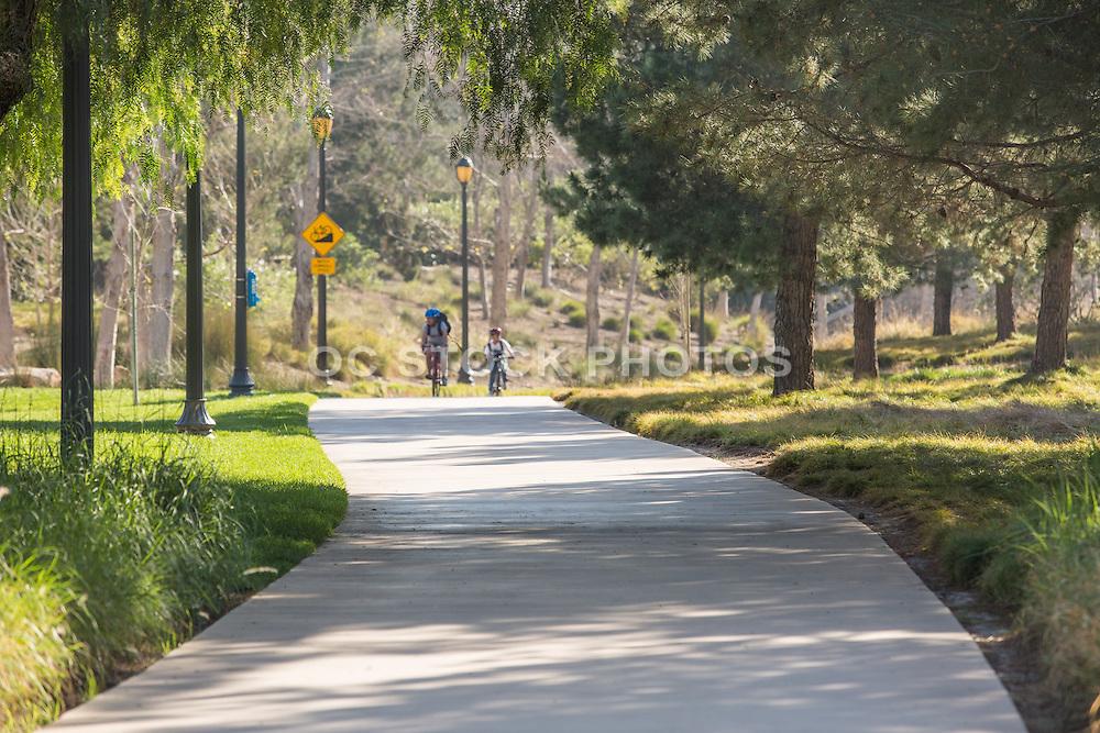 Jeffrey Open Space Trail in Irvine California