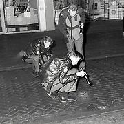 NLD/Amersfoort/19920211 - Schietpartij Langestraat Amersfoort