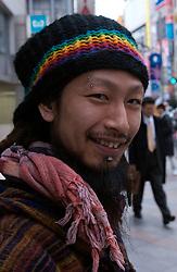 Jovem japonês. FOTO: Jefferson Bernardes/Preview.com