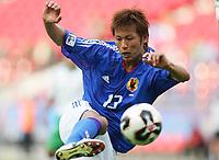 Fotball, 16. juni 2005, <br /> Conferderations Cup Japan - Mexico <br /> Atsushi YANAGISAWA<br />  Norway only