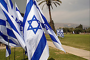 Israel, Jordan Valley, Kibbutz Ashdot Yaacov, Israel's Independence Day celebration