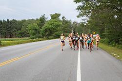 elite women's mile one