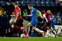 Ryan Croasdale. Stockport County FC 2-2 Altrincham FC. Vanarama National League. 2.1.21