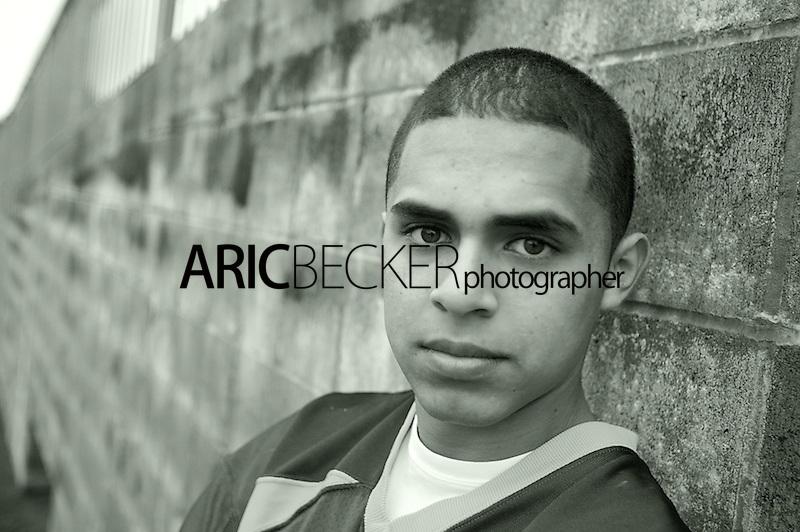 Senior Portrait Photography with Cesar
