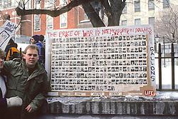 Iraq Anti War Rally