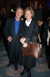 SIR TERENCE & LADY CONRAN at the Tatler Restaurant Awards held at The Dorchester, Park Lane, London on 22nd January 2007.<br /><br />NON EXCLUSIVE - WORLD RIGHTS