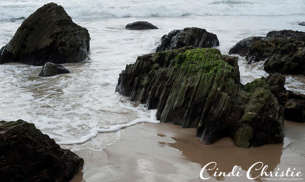 at Crystal Cove State Beach near Laguna Beach, Calif. (© 2010, Cindi Christie/Cyanpixel Photography)