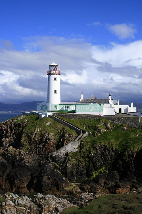 July 21, 2019 - Fanad Head Lighthouse, County Donegal, Ireland (Credit Image: © Peter Zoeller/Design Pics via ZUMA Wire)