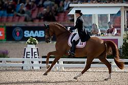Dufour Cathrine, DEN, Atterupgaards Cassidy<br /> FEI European Dressage Championships - Goteborg 2017 <br /> © Hippo Foto - Dirk Caremans