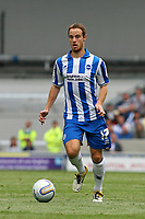 Football - Championship - Brighton & Hove Albion vs. Peterborough United<br /> Brighton's Ryan Harley in action