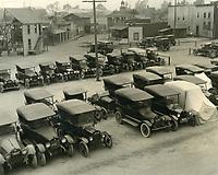 1920 Robert Brunton Studios on Melrose Ave.