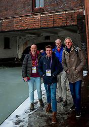 04-03-2018 GBR: World Indoor Championships Athletics day 4, Birmingham<br /> Birmingham, The Malt House. Birmingham is een stad (city) en district in het Engelse graafschap West Midlands in het Verenigd Koninkrijk. De stad is de op een na grootste van het land. Media fotograaf journalist Willem, Pim, Eric en Erik
