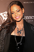 Christina Milan at Ne-Yo's 29th Birthday party sponsored by Hennessey held at Whiskey in the W Hotel on October 29, 2008 in New York City