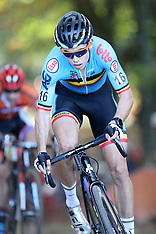 Pont-Chateau, France- European championships cyclocross - 30 Oct 2016
