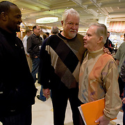 Owners managers, GM's, coaches, agents, players and fans from baseball's teams mingled in the hallways of the Bellagio in Las Vegas during the annual Major League Baseball Winter Meetings.