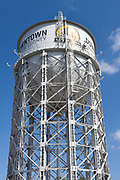 The Historic Santa Ana Water Tower