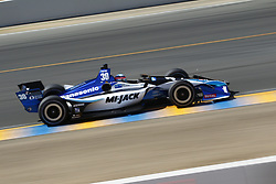 September 14, 2018 - Sonoma, California, United Stated - TAKUMA SATO (30) of Japan takes to the track to practice for the Indycar Grand Prix of Sonoma at Sonoma Raceway in Sonoma, California. (Credit Image: © Justin R. Noe Asp Inc/ASP via ZUMA Wire)