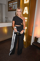 Tallia Storm at the Debrett's 500 Party recognising Britain's 500 most influential people, held at BAFTA, 195 Piccadilly, London England. 23 January 2017.<br /> No UK magazines - contact www.silverhubmedia.com