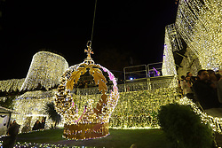 02.12.2018, Rijeka, CRO, Advent in Kroatien, im Bild Beginn des Advents mit Dekoration und Weihnachtsbeleuchtung // Beginning of the Advent with decoration and Christmas lights Rijeka, Croatia on 2018/12/02.12.2018. EXPA Pictures © 2018, PhotoCredit: EXPA/ Pixsell/ Goran Kovacic<br /> <br /> *****ATTENTION - for AUT, SLO, SUI, SWE, ITA, FRA only*****