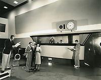 1938 Broadcasting from CBS Radio on Sunset Blvd.