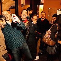 Anthony P Devito, Jeff Wesselschmidt, Sean Donnelly, Adam newman, Greg Stone, Matt Wayne, Doug Smith, Nate Fernald, 50 First Jokes - The Bell House, Brooklyn, New York - January 4, 2013