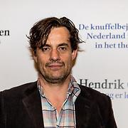 NLD/Amsterdam/20191211 - Hendrik Groen-voorstelling in premiere, Vincent Croiset