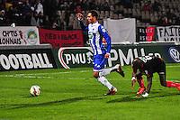 Hamadi Ayari - 21.01.2015 - Boulogne / Grenoble - Coupe de France<br />Photo : Philippe le Brech / Icon Sport