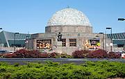 Adler Planetarium. Chicago Illinois USA