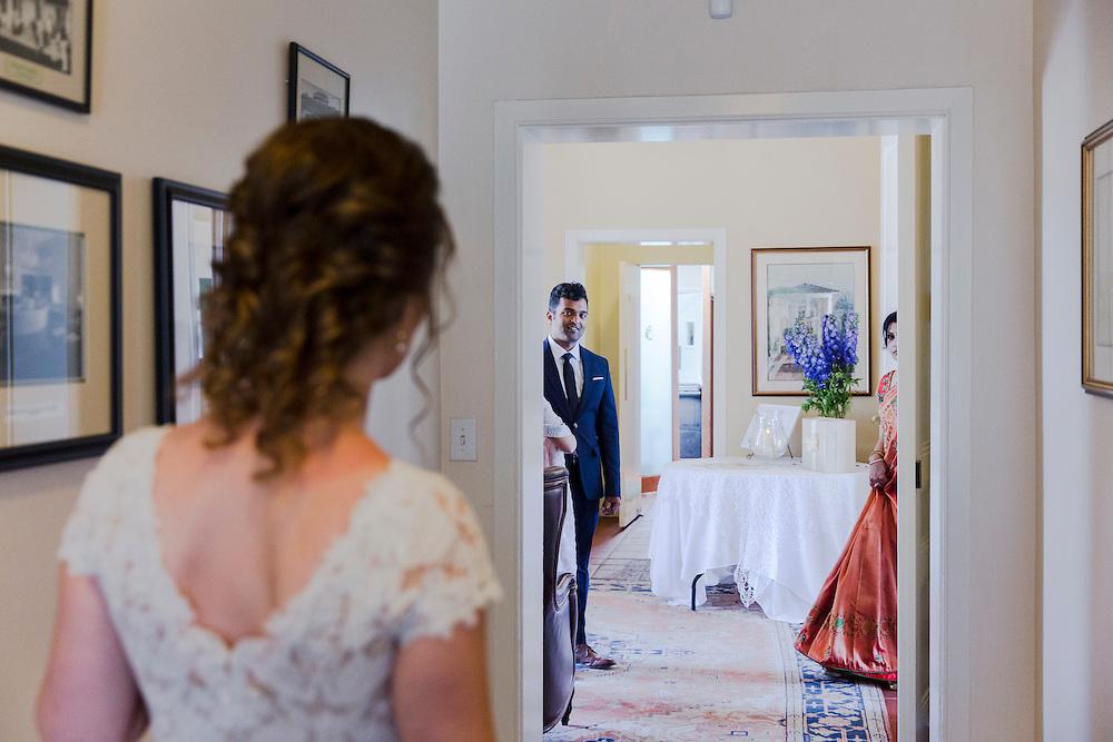 Hollins House at Pasatiempo Wedding