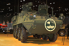 Military Vehicles Rights Managed Stock Images