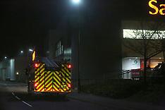 Fire crews called to Newport Sainsbury