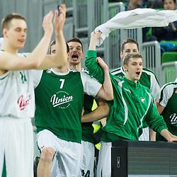 20150201: SLO, Basketball - ABA League, KK Union Olimpija vs KK Zadar