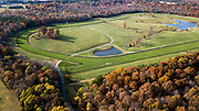 Autumn at Brooklandwood, home of the Queen's Cup Steeplechase